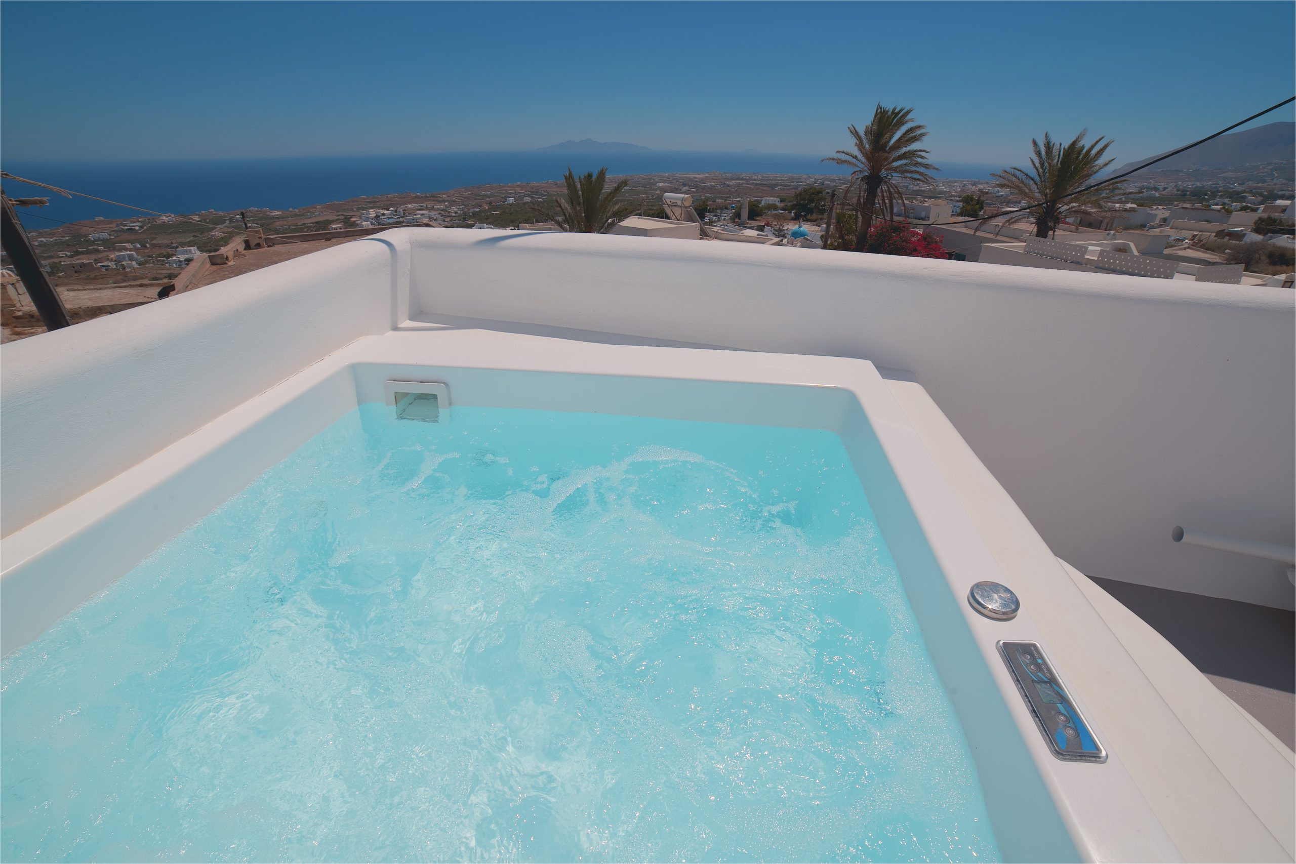 luxury boutique hotel fira santorini